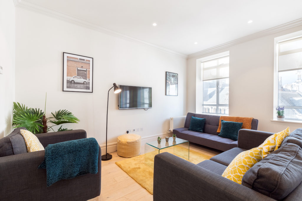 London apartment to let